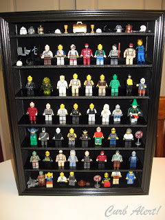 Lego Dude Storage DIY Tutorial via Curb Alert! blog http://tamicurbalert.blogspot.com